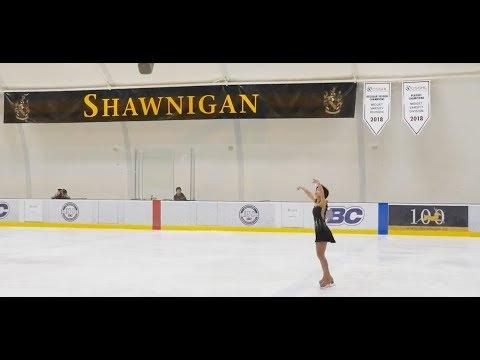 Shawnigan Lake School Figure Skating Showcase