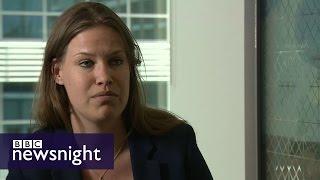 Do Uber drivers earn less than minimum wage? Jo Bertram answers - BBC Newsnight