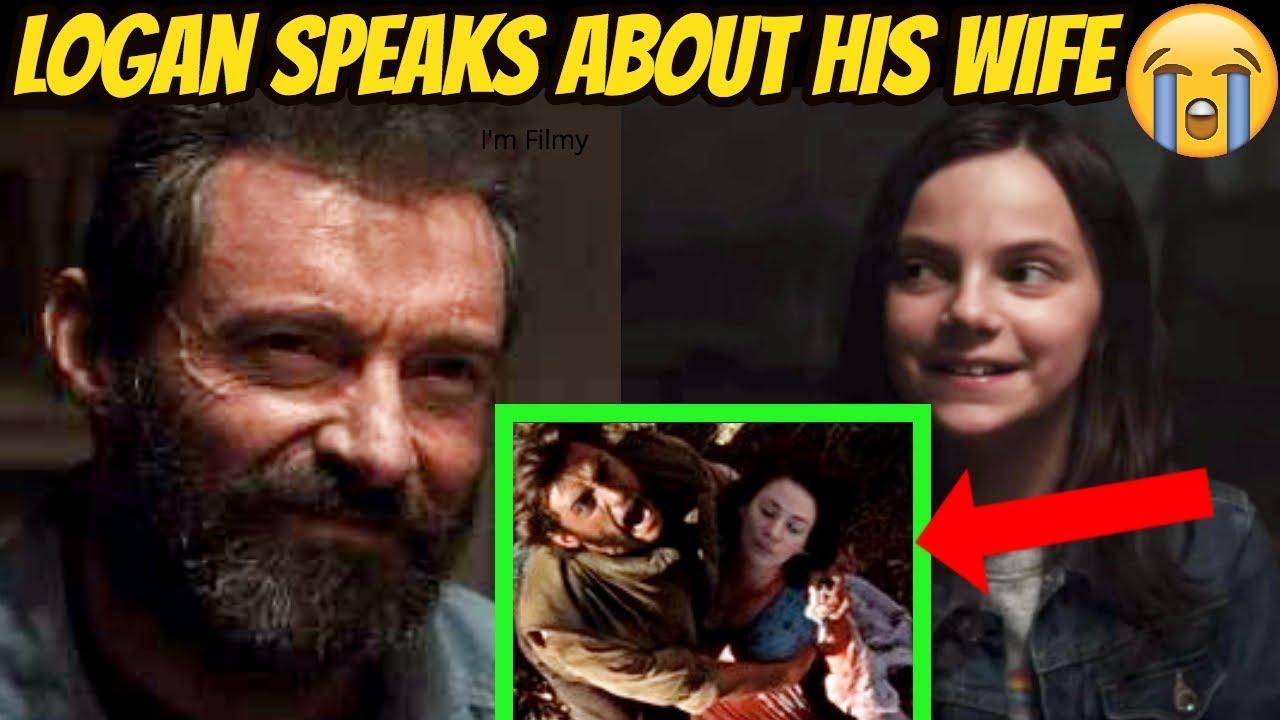 Logan Movie Deleted Scenes Ft Hugh Jackman Dafne Keen I