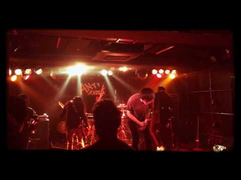 All My Paranoid-intro~riot(live at新宿ANTIKNOCK)2017/1/20