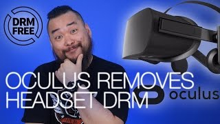 Oculus Removes DRM, YouTube Mobile Live Streaming, HTC Nexus Specs