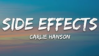 Carlie Hanson - Side Effects