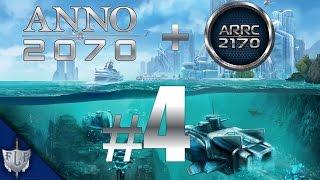 Let's Play Together Anno 2070 mit Mod Anno 2170 A.R.R.C – #4 – [Deutsch|HD]