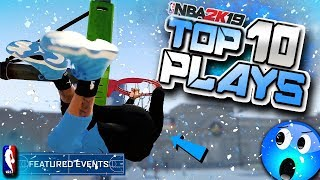 NBA 2K19 TOP 10 Plays Of The Week #11 Ankle Breakers, Double Lobs & More