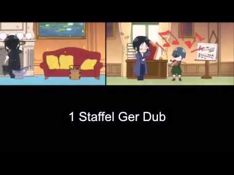 Black Butler Staffel 1 Ger Sub