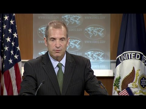 Daily Press Briefing - August 4, 2016