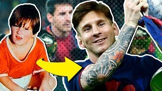 A História de Superação de Lionel Messi - Documentário
