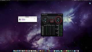 1TB Fusion Drive Speed Test - iMac 5k 2017