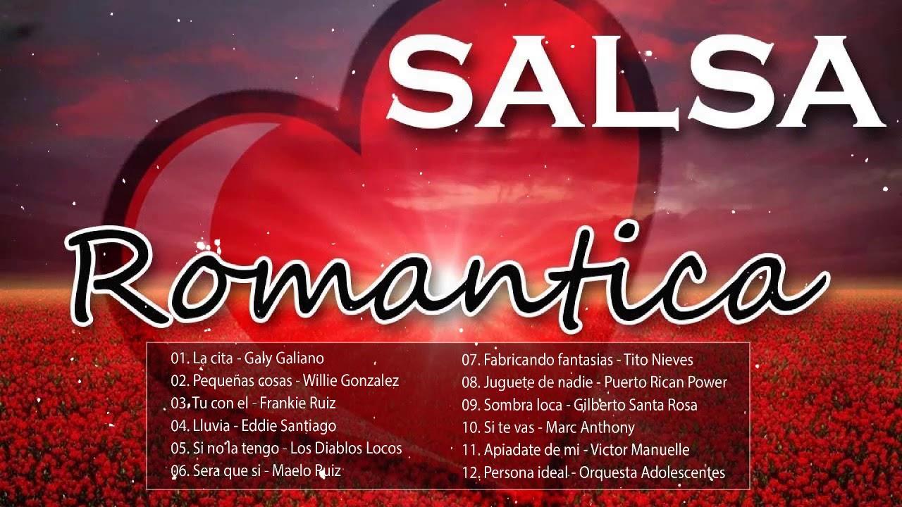 Salsa Exitos 15 Grandes Exitos De Salsa Salsa Romantica Mix 2019 Las Mejores Salsas Youtube