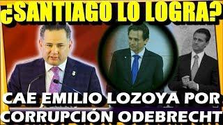 CUMPLE VEN.GANZA SANTIAGO NIETO ¡ CAE EMILIO LOZOYA POR CASO ODEBRECHT ! PEÑA - ESTADISTICA POLITICA