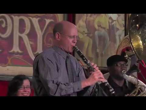 Cori Walters and the New Orleans Dixieland Jazz Band  2012