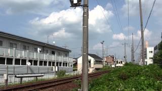 JR東海キハ11形 普通 岐阜行き 長森~那加