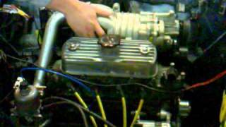 classic mini supercharger first start up