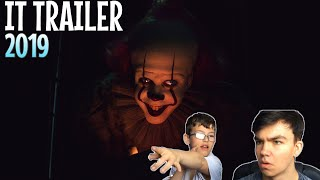 IT: CHAPTER TWO | Official Teaser Trailer | MTV Movies Reaction w/ Hayden (2019)