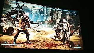 Первое видео Кати саб-зиро и скорпиона под музыку Техно в Mortal Kombat XL