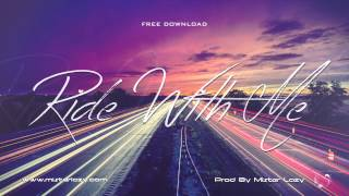 Ride With Me - Drake Type beat - FREE DOWNLOAD - Smooth Chill Hip hop R&B Instrumental  2014