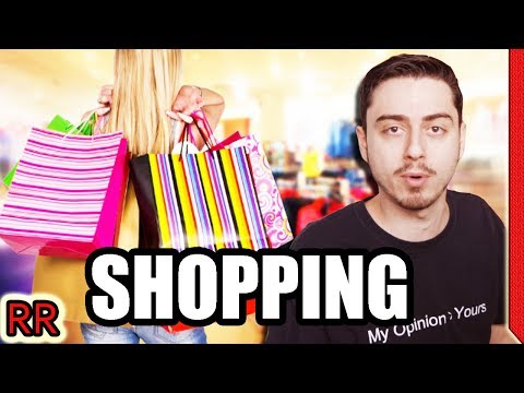 Black Friday, Don't Shop With Girls!