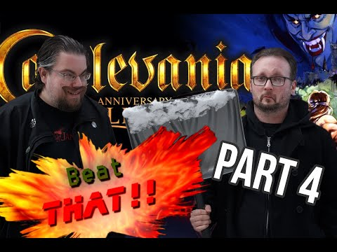 Beat That - Castlevania Anniversary Collection Part 4 |