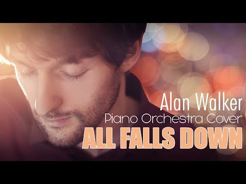 All Falls Down - Alan Walker feat Noah Cyrus with Digital Farm Animals Piano Orchestra Cover