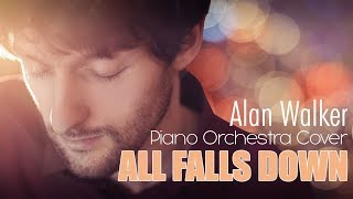 Download Lagu All Falls Down - Alan Walker feat. Noah Cyrus with Digital Farm Animals (Piano Orchestra Cover) Mp3