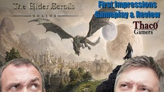 Elder Scrolls Online [ESO] | First Impressions | Is It Worth Playing | Gameplay & Review 2019