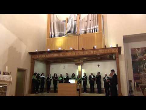O Signore nostro Dio, M. Frisina - Corale polifonica IUBILATE DOMINO - Luzzi