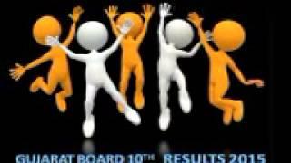 GSEB SSC result 2015 Gujarat Board class 10 results gesb org