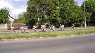 Скрэтч гонка велоспорт 10.05.2015 Белая Церковь  юноши девушки