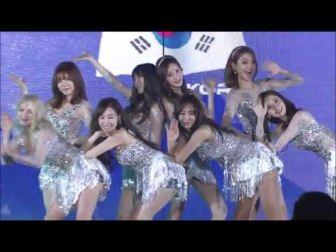 Girls Generation 26/11/2016 Gee Part 2 在韩国 (Korea) WebTVAsia 2016