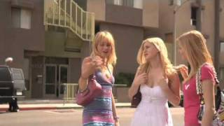 massive blonde attack hot birthday mess funny short film dark comedy parody dir amy ma
