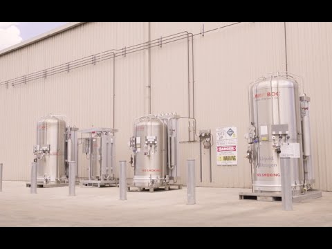 BOC - CRYOSPEEED® Gas Supply