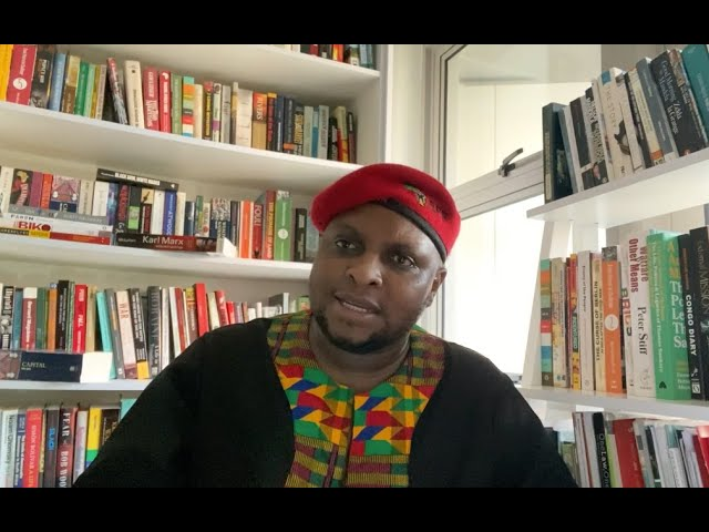 EFF Deputy President Floyd Shivambu on GauTv