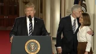 Trump Nominates Gorsuch To Supreme Court - Full Event