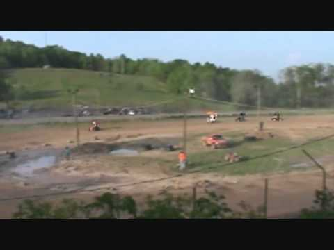 Blanket Hill 5-22-11 270 Micro Sprint Feature