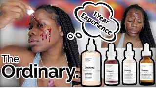 How I Use The Ordinary Products| Skin Care Routine