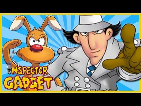 Inspector Gadget  - Full Episode Compilation | Episodes 1-3