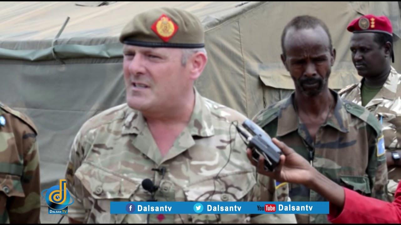 Radio Dalsan FM 91 5 MHz   Warar Sugan   Somalia News