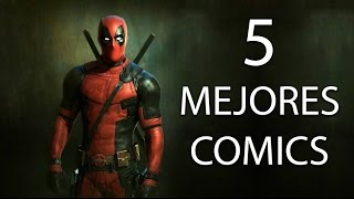 Los 5 mejores comics de Deadpool - Inspector Geek
