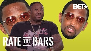 "Maino Thinks Fabolous Wants To ""Be In The Bed"" With Ashanti 