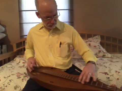 "Bluegrass - ""Foggy Mountain Breakdown"" on Dulcimer"