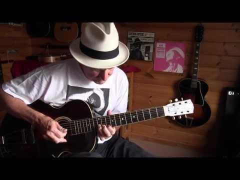 Lightnin' Hopkins Lesson - Variations Baby Please Don't Go