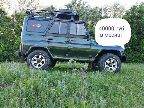 видео: 40000 руб в месяц? Бывало и поменьше!