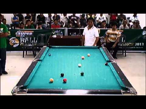 Didal vs Raga - SuperBalita 9-Ball Challenge Class A semi-finals