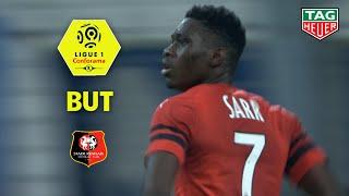 But Ismaila SARR (45' +1) / Olympique de Marseille - Stade Rennais FC (2-2)  (OM-SRFC)/ 2018-19