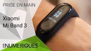 Test du Xiaomi Mi Band 3 : un bon capteur d'activité à petit prix ! | Les Numeriques