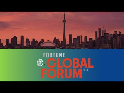Global Forum 2018: Opening Remarks I Fortune