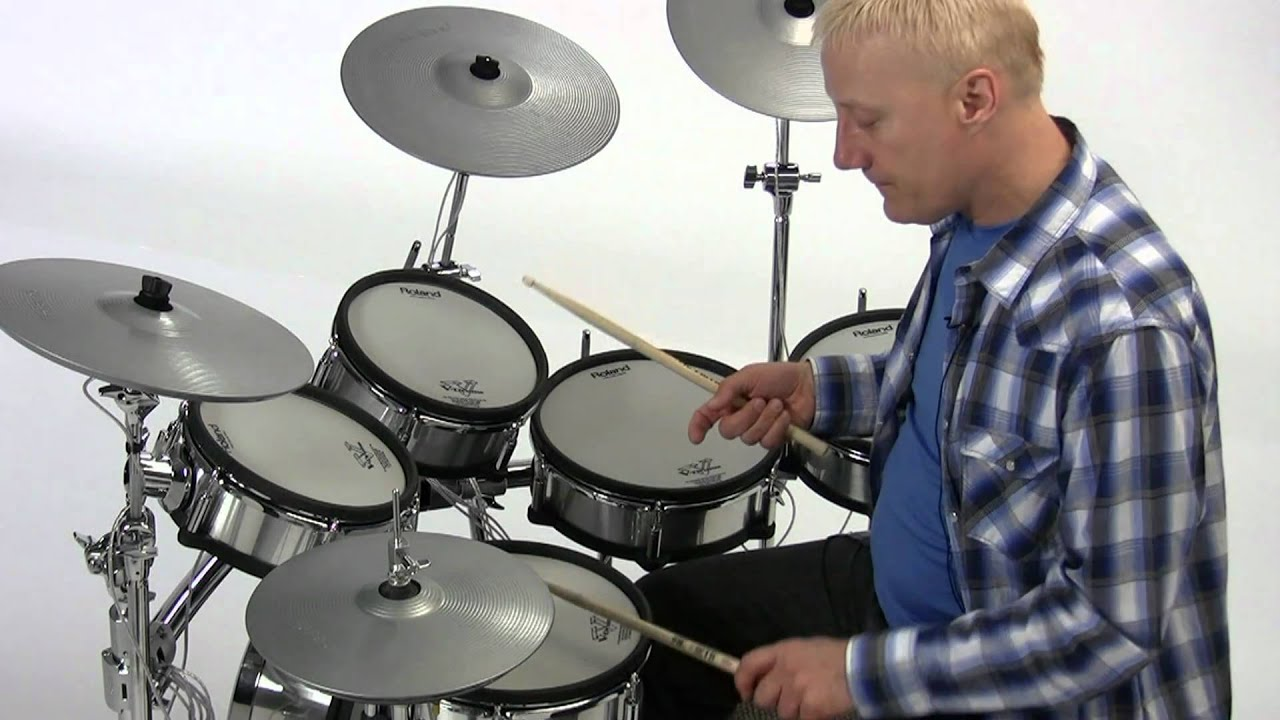 V-Drums Lesson 50: Gregg Bissonette -