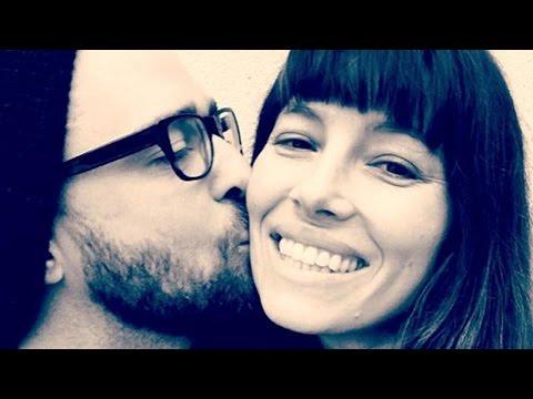 Justin Timberlake Throws Wife Jessica Biel...