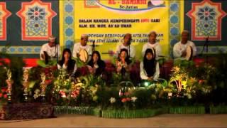 Festival Al Banjari UNIPDU Jombang (Al Ghoits Group - Robbi Kholaq)