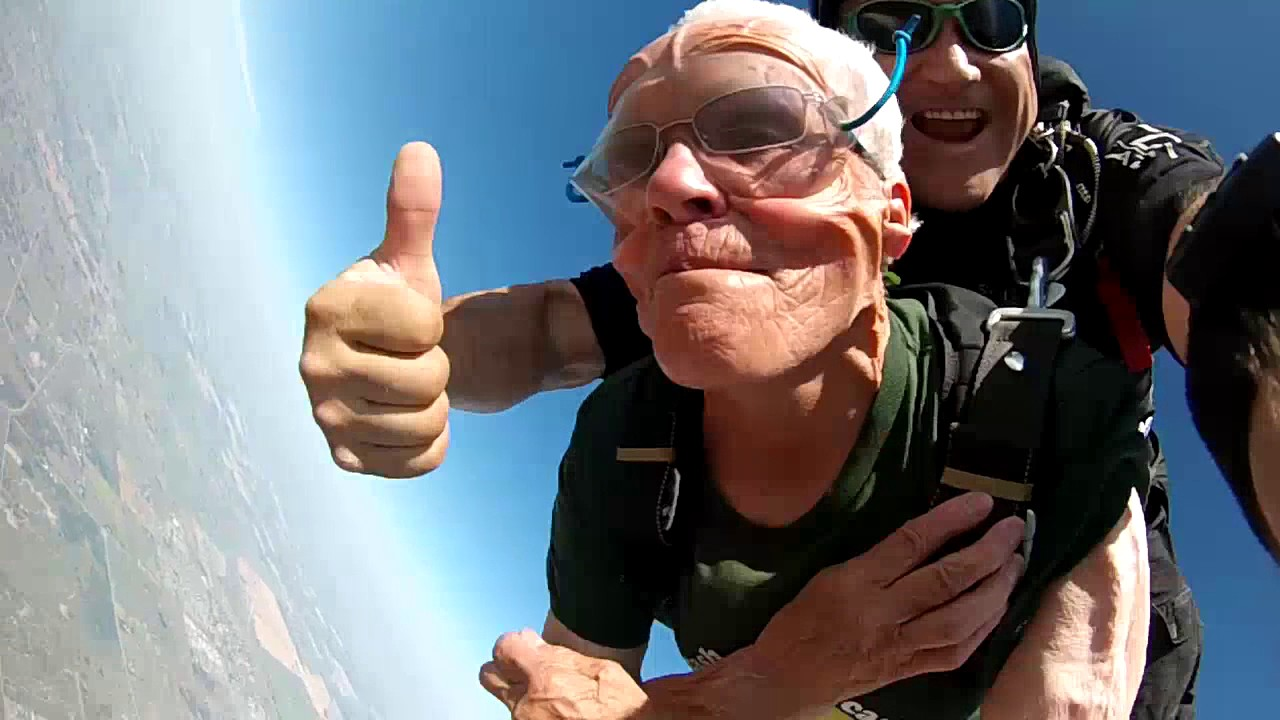 Skydive Saskatoon - Pat Chapman